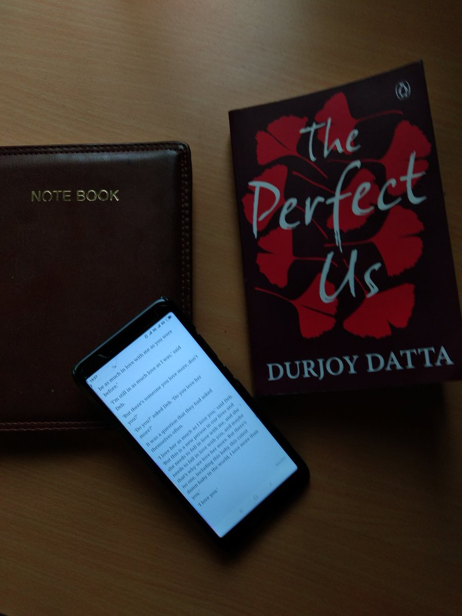 Book Review: The Perfect Us by Durjoy Datta https://theenigmaticcreation.wordpress.com/2018/09/22/book-review-the-perfect-us-by-durjoy-datta/ …