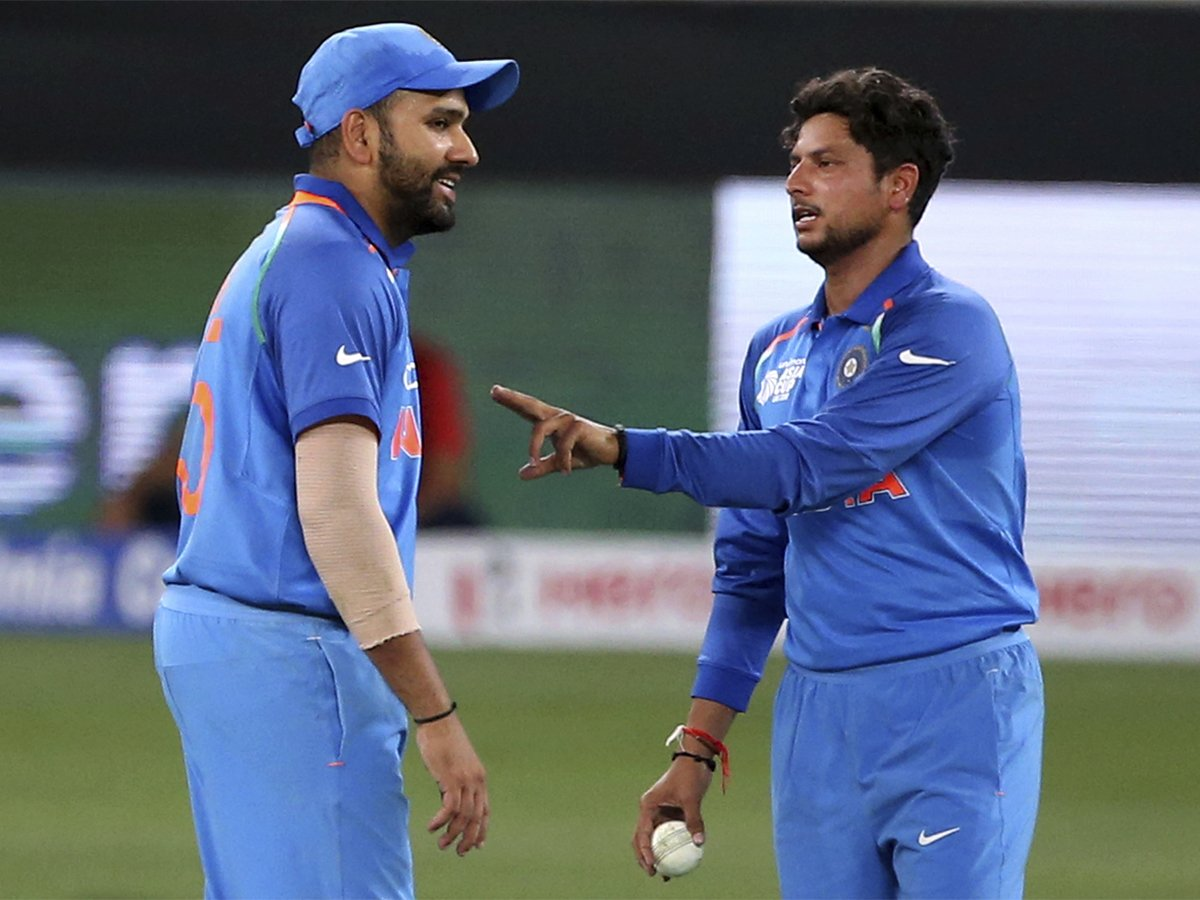 #AsiaCup2018 #INDvPAK   Asia Cup: Fancied India wary of unpredictable Pakistan   Preview �� https://t.co/5xrXrm56aF https://t.co/Jr0Yz5RAkK