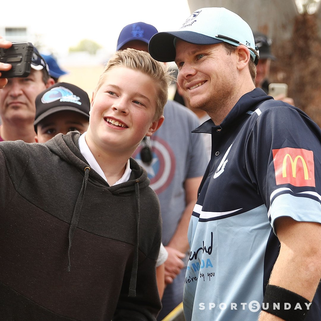 We&#39;ll have all the highlights from Steve Smith &amp; David Warner&#39;s club cricket return.  #9SportsSunday   TOMORROW 10.00am<br>http://pic.twitter.com/d1d4fXsHQ2