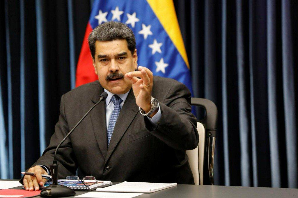 U.S. preparing 'actions' in coming days against Venezuela: Pompeo to Fox News https://t.co/wSqiY35kbi https://t.co/Jmli3PXpCp