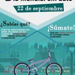 #DíaMundialSinAuto Twitter Photo