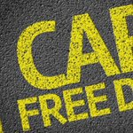 Image for the Tweet beginning: Today is World Car Free