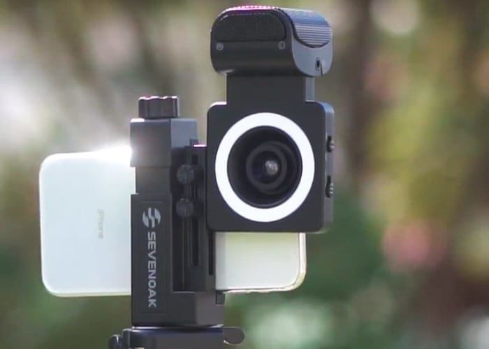 All-in-One Smartphone Videographer Accessories https://t.co/HVz1UvhbaA #Tech