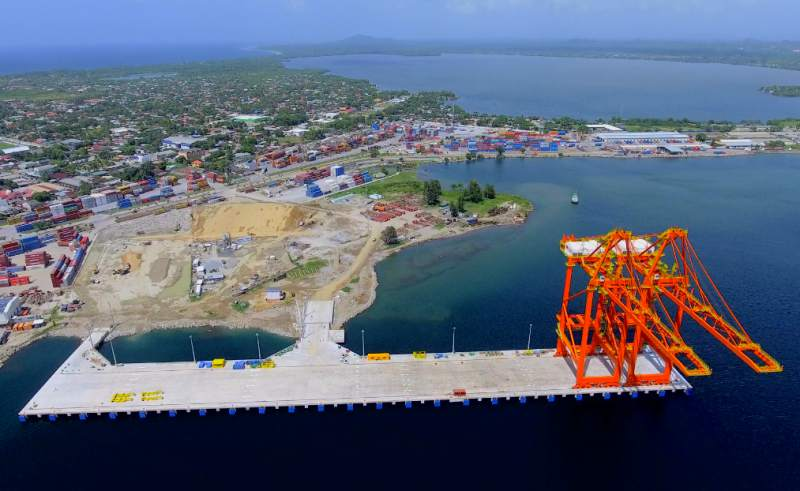 #Internacional | Honduras: OPC inaugura el Muelle 6 de la terminal de contenedores de Puerto Cortés  https://t.co/MvK5DRx35P