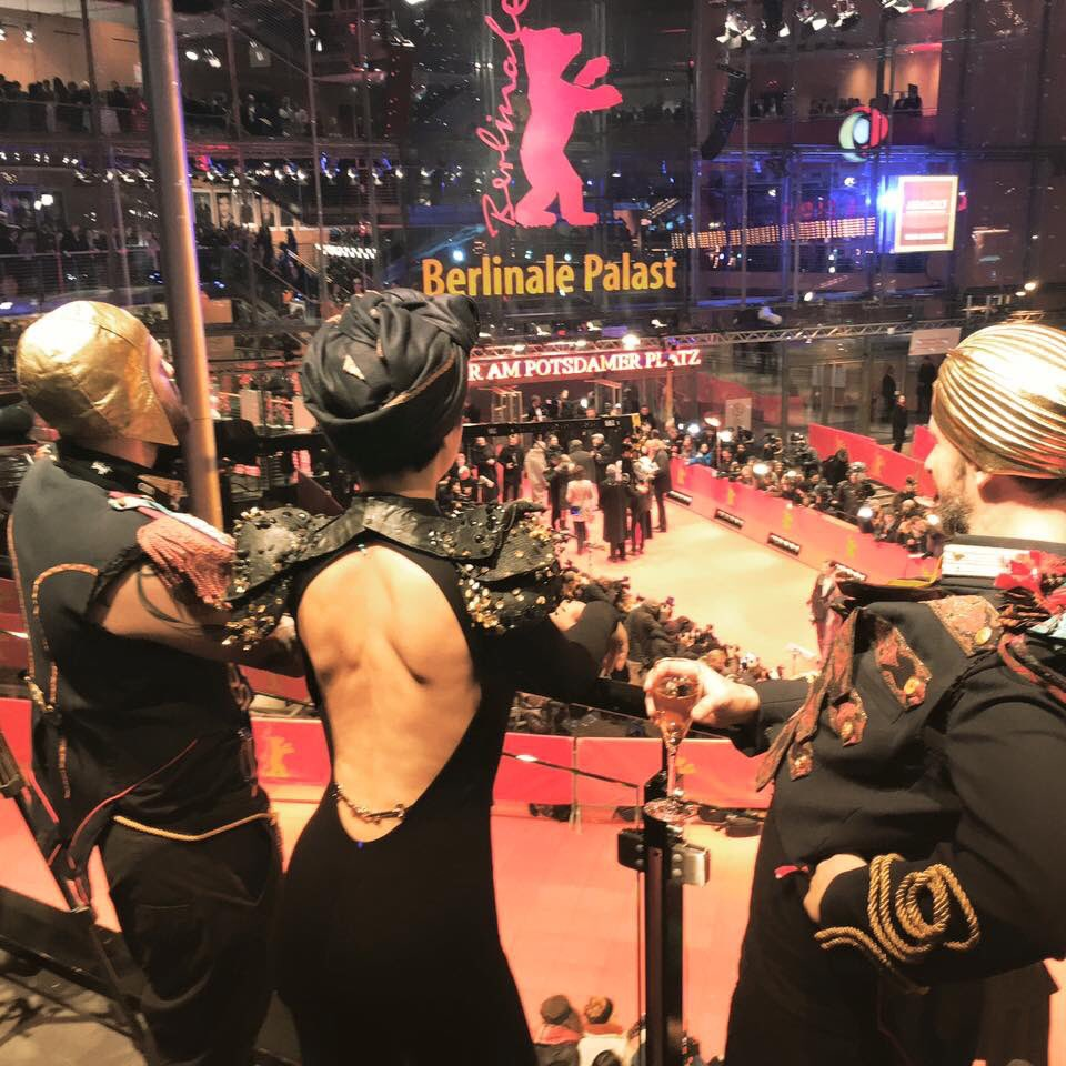 #Berlinale Latest News Trends Updates Images - OSCA_MUSIC