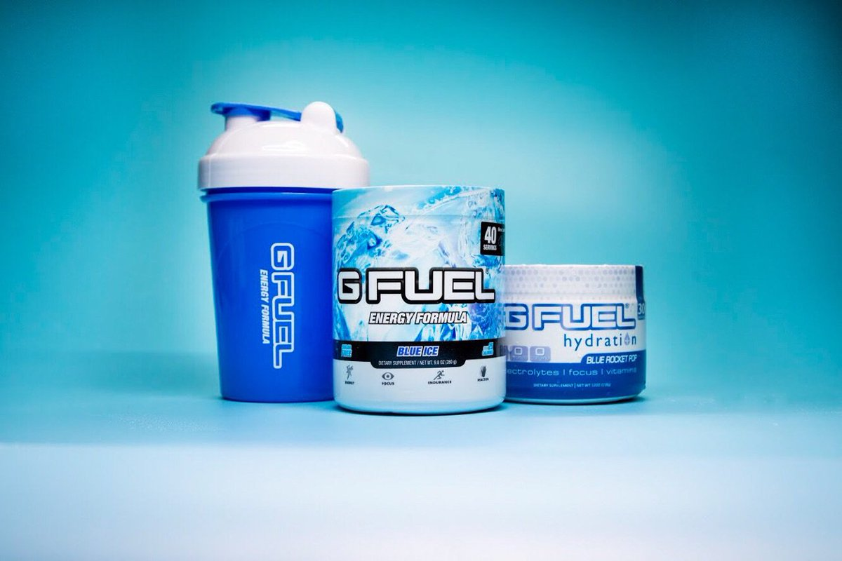 ICYMI: Our Buy 1 #GFUEL Energy Tub, Get 1 Hydration Tub of Your Choice for FREE sale is now up and running! Its the best of both worlds! ENERGY + HYDRATION! *offer valid thru 9/24* *cannot be combined with another offer* SHOP NOW: bit.ly/2MYnges ⚡️💧