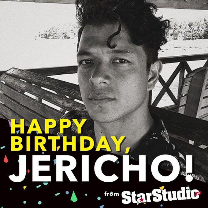 Happy birthday to Lino of  Jericho Rosales!   :