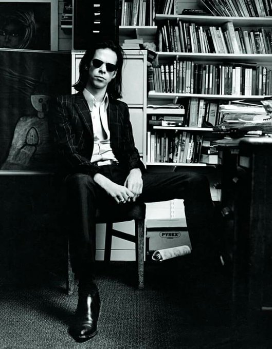 Happy birthday to the one and only Nick Cave!
