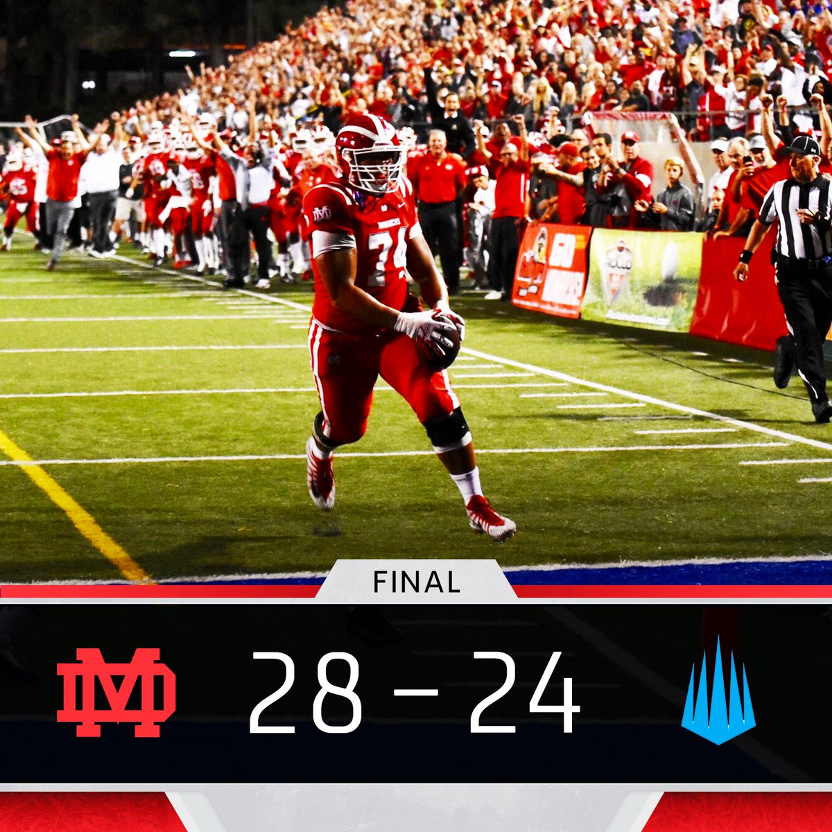 Mater Dei Football On Twitter What A Game The Monarchs Take