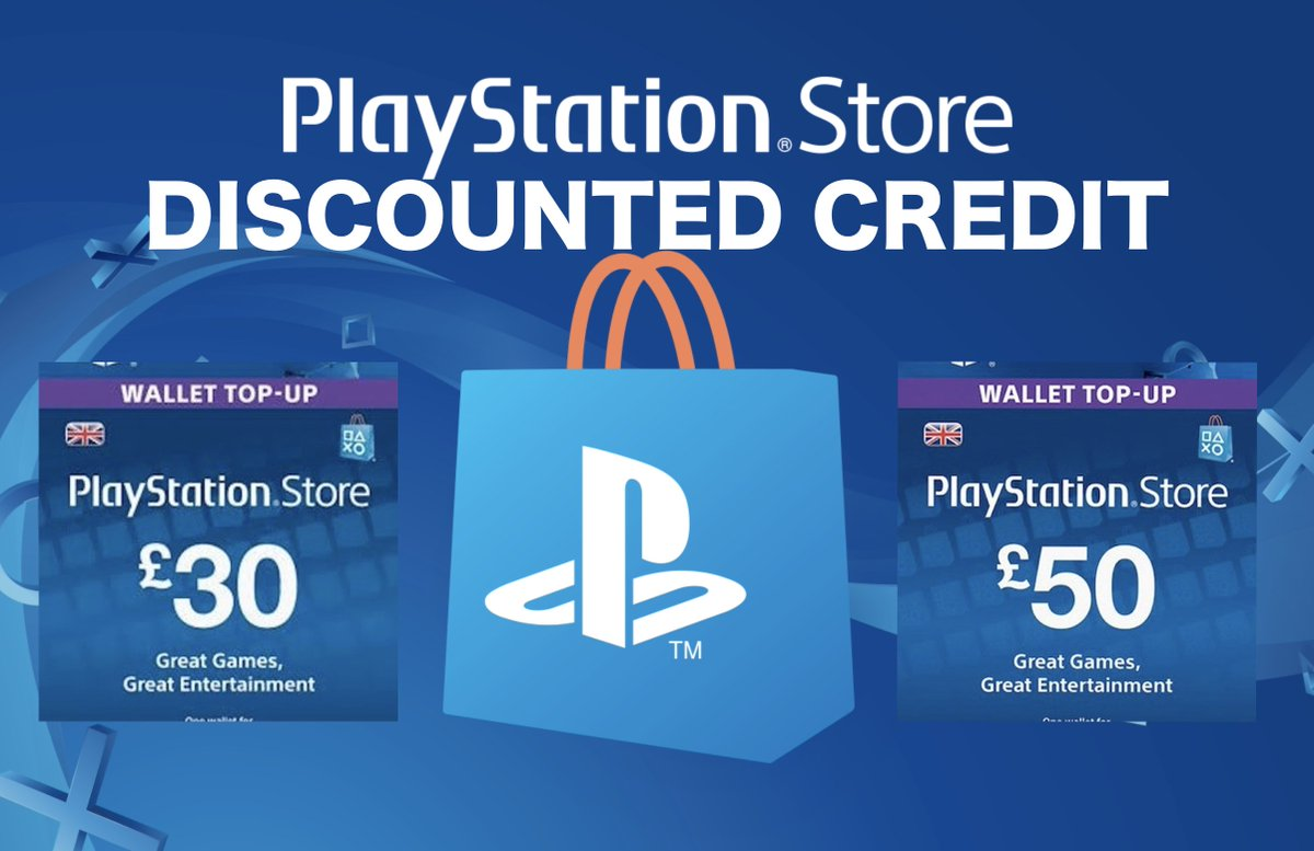 SAVE MONEY When Buying Digital #PS4 #PS3 #VITA Games on #PSN Get Cheap Credit (Choice of Countries) here https://t.co/9g7K8WOzPB https://t.co/FJiWqSdUPk