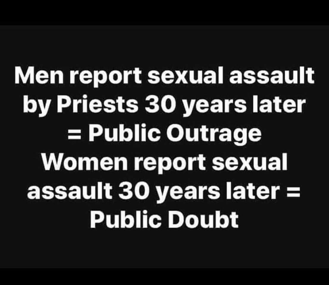 Excuse me? @realDonaldTrump @ChuckGrassley @LindseyGrahamSC @SenateMajLdr @JeffFlake @SenJoniErnst @SenTedCruz @SenateGOP #WhyIDidntReport #KavaNope #Investigación #NoSCOTUSForPOTUS #NoToKavanaugh #StopKavanaugh #InvestigateKavenaugh<br>http://pic.twitter.com/zgJtOgrPLl