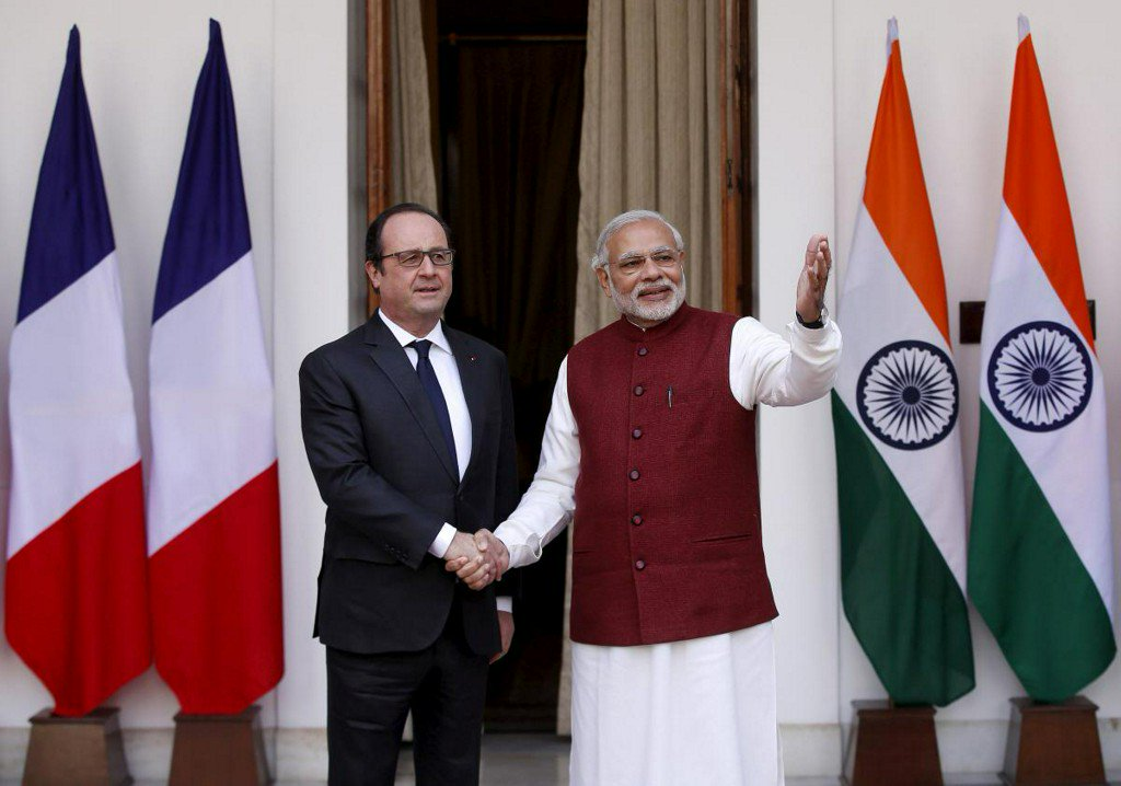 India's Modi faces calls for resignation over French jet deal https://t.co/bxFxgnXHbE https://t.co/B5P4QC7v8L