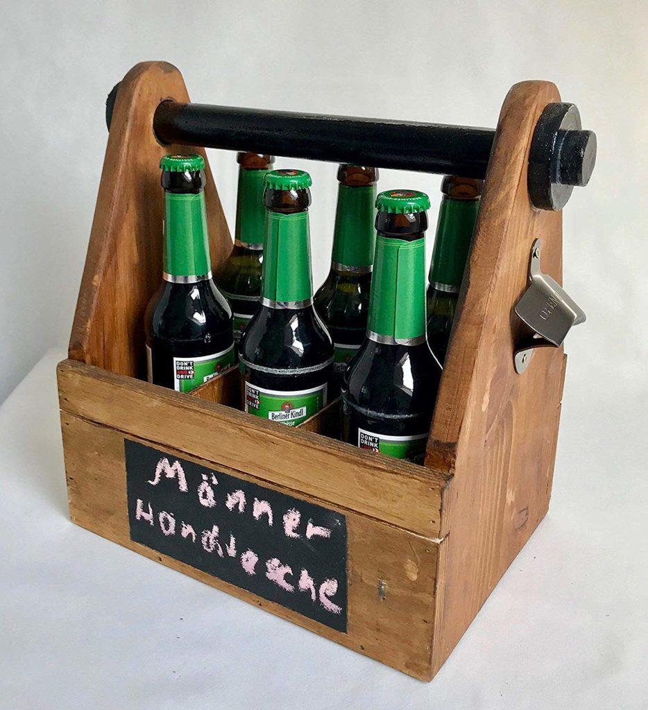 bierträger männerhandtasche inklusive sixpack bier und – s8airsoftgames