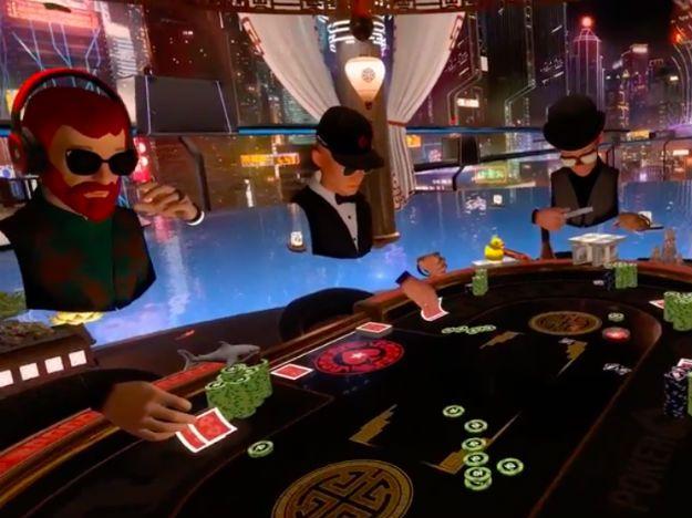 PokerStars desenvolve jogo de poker em realidade virtual  https://t.co/ZGRYlwMmgO