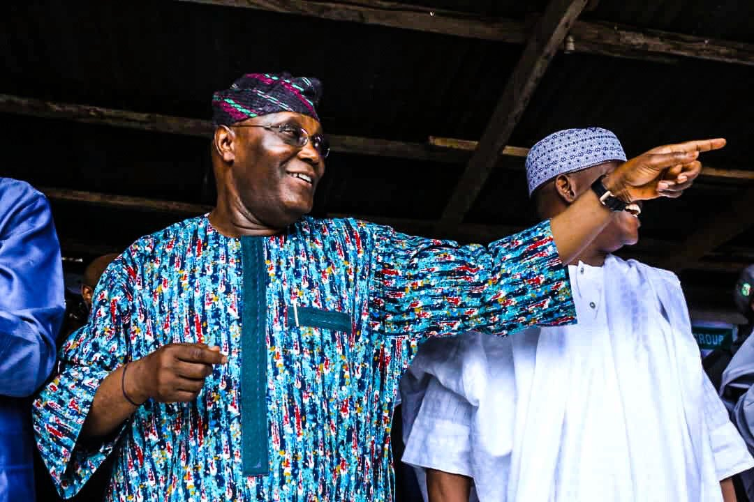#OndoForAtiku because he knows that as people get better quality of life, they begin to place more value on life and wellbeing of others. This way there will be improved security.  He is @atiku Abubakar #LetsGetNigeriaWorkingAgain  Follow every LIKE &amp; RETWEET<br>http://pic.twitter.com/l1OGsJGicg