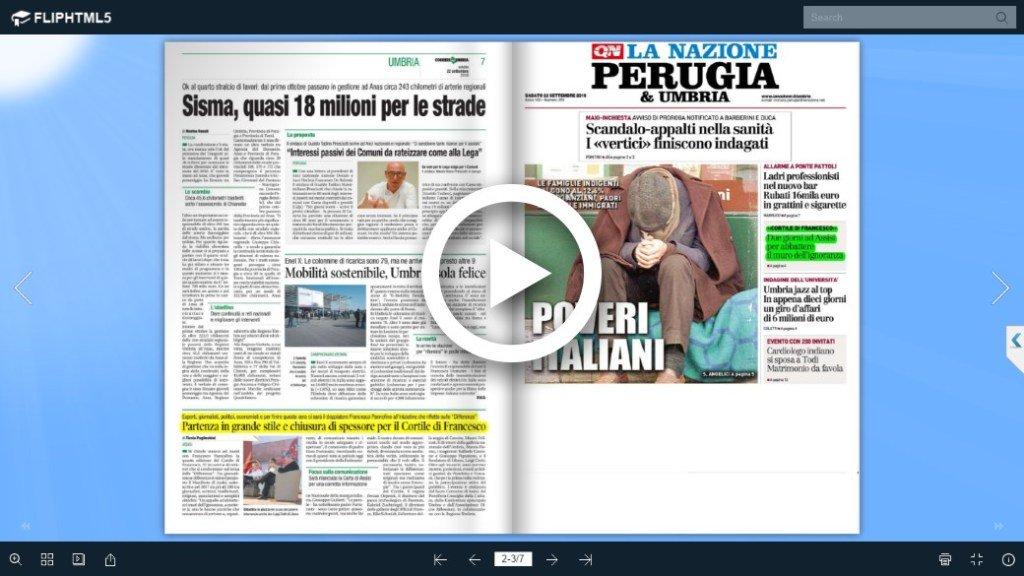 #Sfoglia con noi i #giornali di oggi  https:// www.assisioggi.it/rassegna-stampa/rassegna-stampa-assisi-bastia-umbra-44859/  - Ukustom