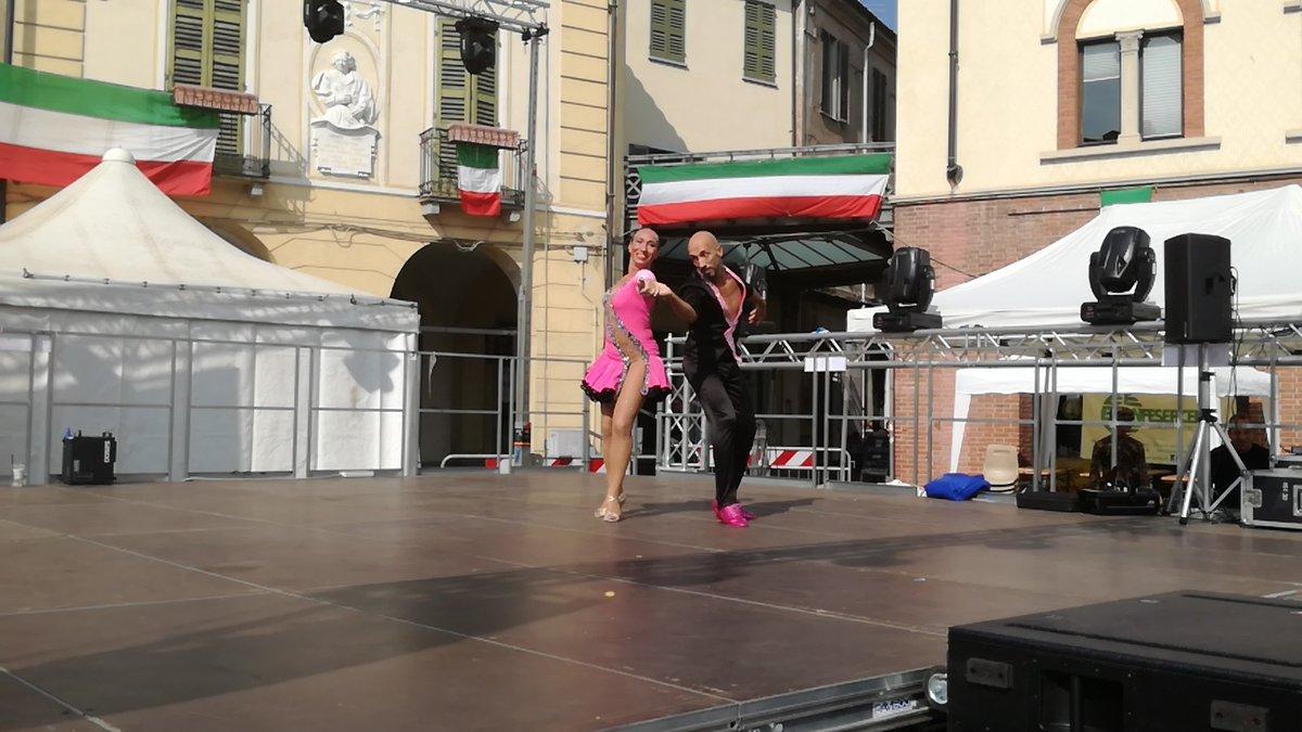 Sul palco degli #statigeneralidellosportedelbenessere a #Vercelli  la #danza e il lancio del progetto #Ballachetipassa  - Ukustom