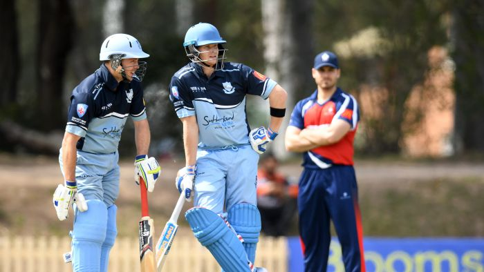 Former Australian skipper Steve Smith comes full circle to play grade cricket for Sutherland:  http:// ab.co/2PYFEps  &nbsp;   #cricket @stevesmith49 (Pic:AAP)<br>http://pic.twitter.com/cGraFp1Scs