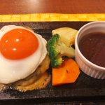美味しくないわけがない!渋谷で食べれる和牛100%ハンバーグ!