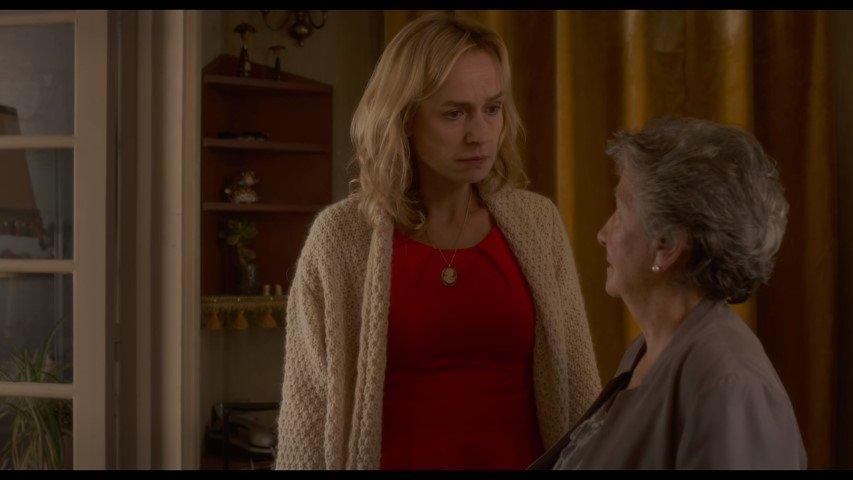 「電話しても?」 「いつでも電話して」 「最期の時も?」 「…ええ、最期の時も」 (92歳のパリジェンヌ)...