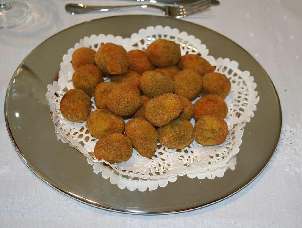 Un antipasto che va sempre bene, le olive ascolane a modo mio https://ricetteparlanti.kaleidosapp.com/ricette/olive-ascolane-a-modo-mio #antipasti #ricette #ricetteitaliane #mangiare #cucina #cucinare  - Ukustom
