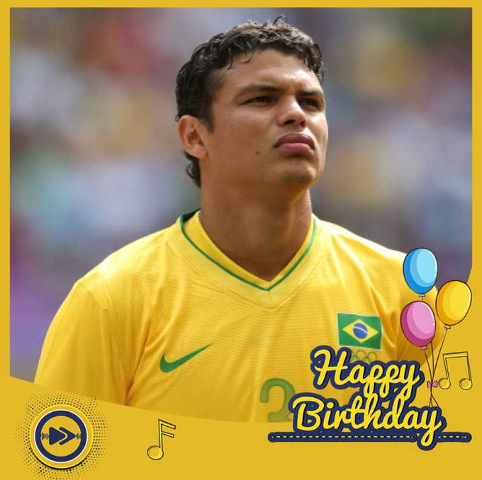 Happy birthday to Thiago Silva !