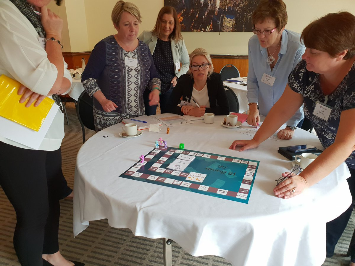Loving the game as part of Caroline&#39;s talk :) #VACollab18 #virtualassistant <br>http://pic.twitter.com/feR63KgWe5