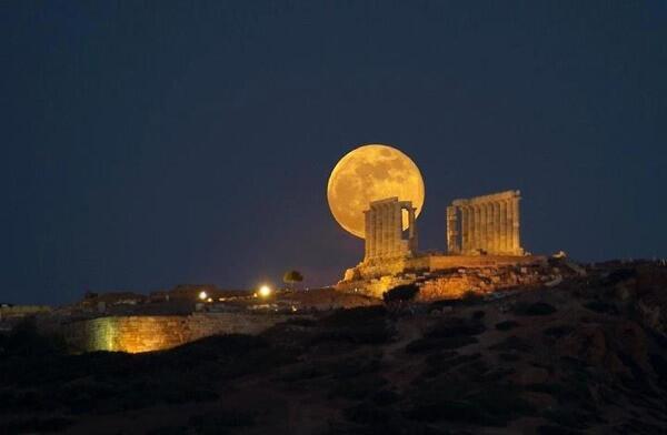 ポセイドン神殿(ギリシャ)
