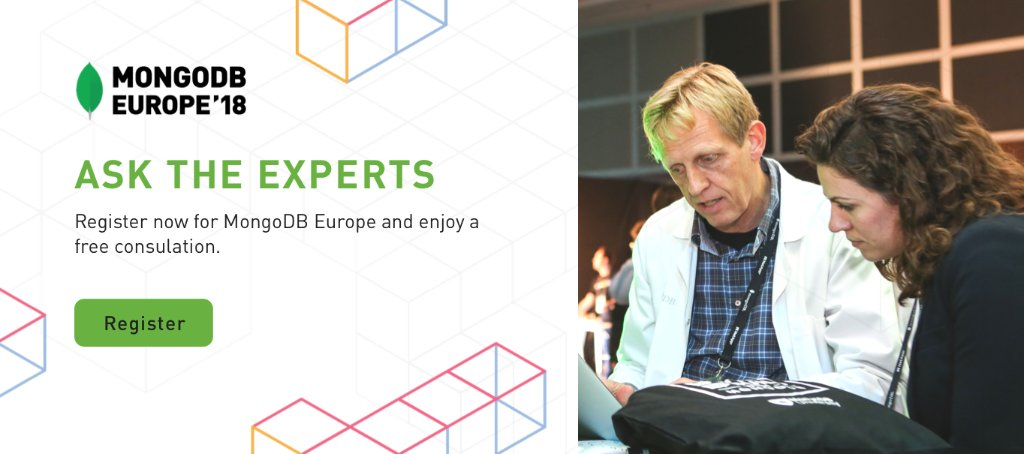 Ask Experts Free One On One >> Mongodb On Twitter We Are Offering Free 20 Minute Consultations