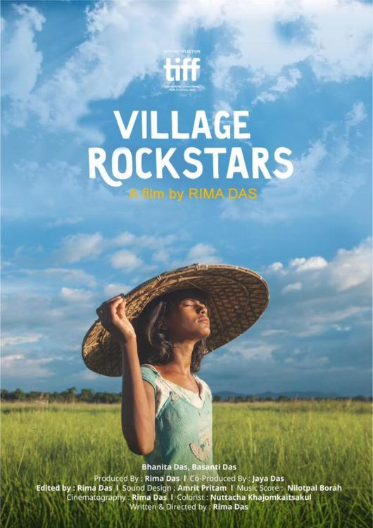 Assamese movie 'Village Rockstars' is India's official entry for Oscars