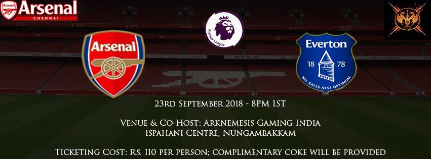 Arsenal Chennai SC on Twitter: