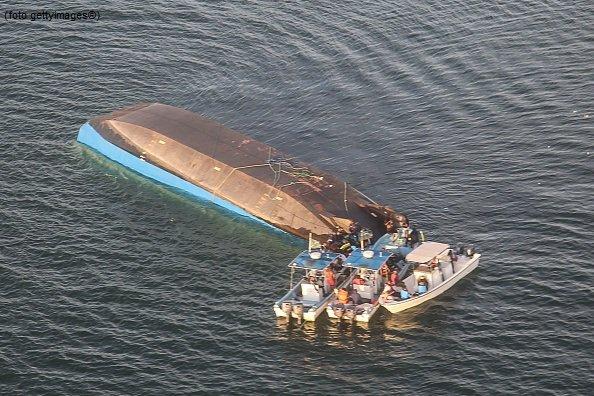 #UltimOra Tanzania, si ribalta traghetto nel lago Vittoria, almeno 196 morti #canale50 https://t.co/OiLimg9hrQ
