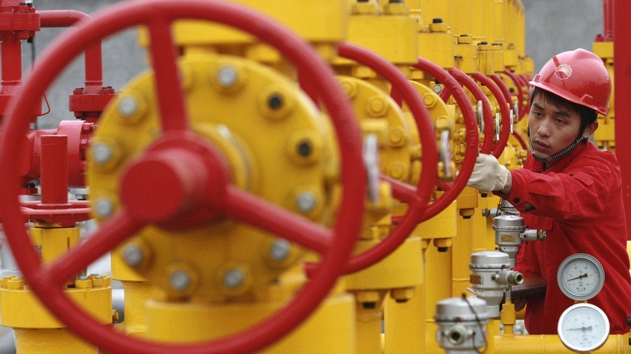 Russia to become China's top supplier of gas soon  https://t.co/vl0n3x6WjX https://t.co/L5S1bT7kFn