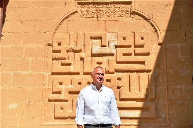 Kültür ve Turizm Bakanı Mehmet Nuri Ersoy Mardin'de https://t.co/aKvx4rFCeV https://t.co/WGuLVw3oqW