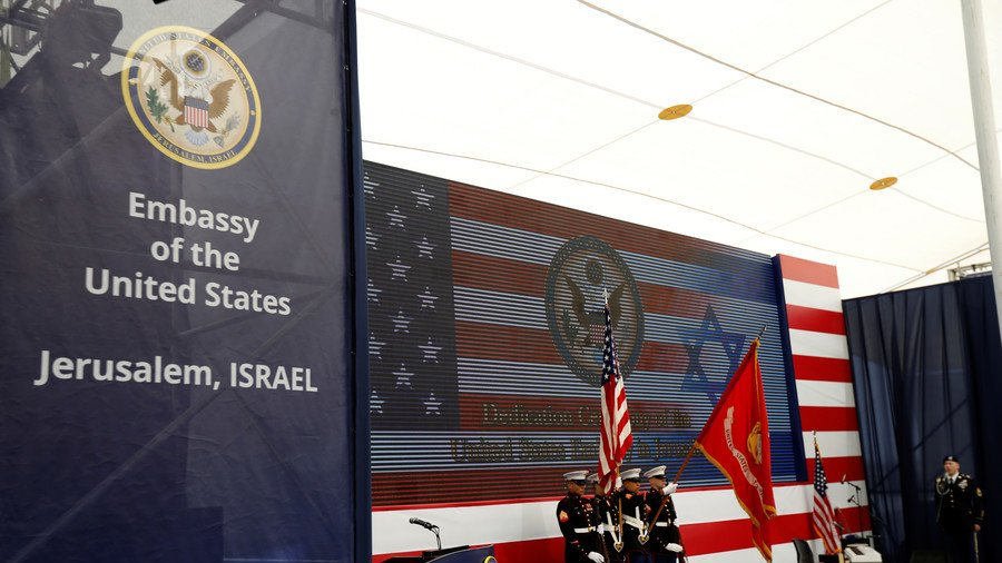 Kosovo offers Israel an embassy in Jerusalem in exchange for recognition on.rt.com/9et8