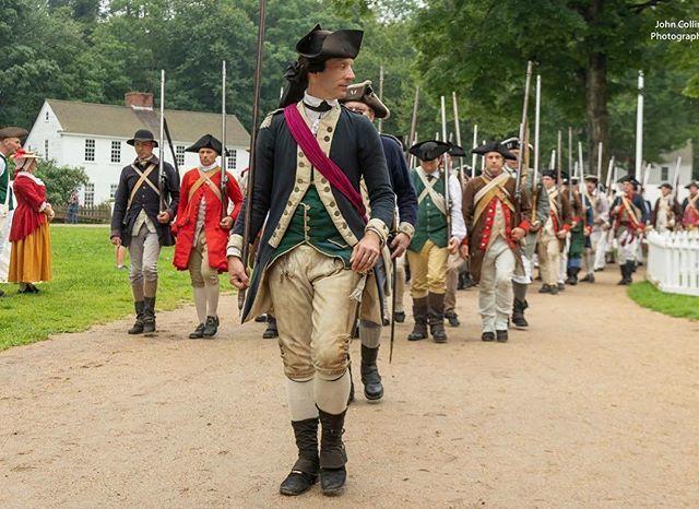 Come see our regiment next week Sept 29/30 at Fort #4 in NH! #reenactment #2ndmassachusetts #revolutionarywar #officer #americanrevolution https://t.co/RGseBL5UvY