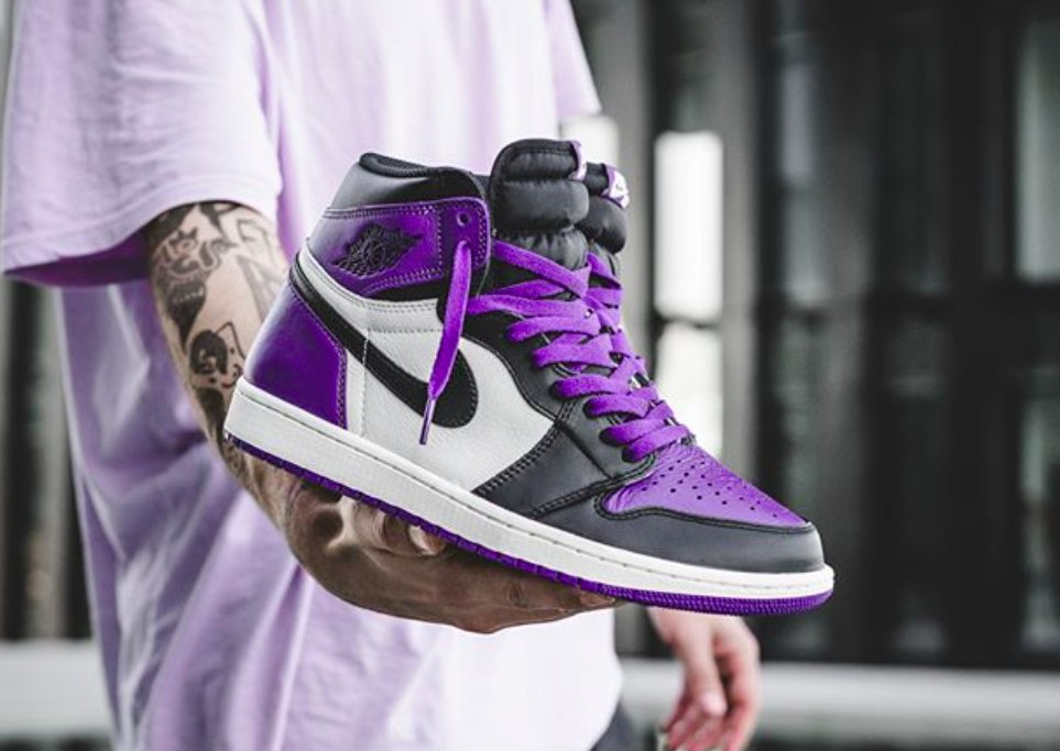 94c3b47fe86643 DIRECT LINKS via Jimmy Jazz Air Jordan 1 Retro High OG  Court Purple   Mens http   bit.ly 2puuZrc GS http   bit.ly 2Di4JKp  REFRESH at 10AM ET for  live ...