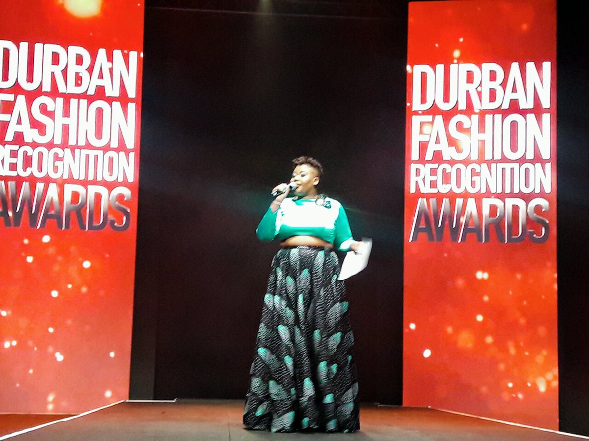 Dbn Fashion Fair On Twitter She S Flamboyant Beautiful Energetic Smart Yaaaaaas Thats Our Dff2018 Recognition Awards Host Anelemdoda Models Durban Dff2018 Fashion Designers Supportlocal Shoplocal Fashionmatter Fashionshow