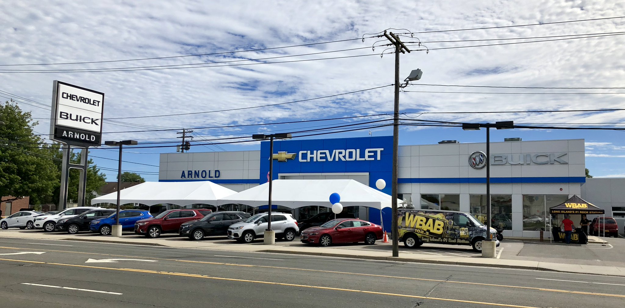 Arnold Chevrolet Buick On Twitter Tents Huge Sales Wbab Chevy