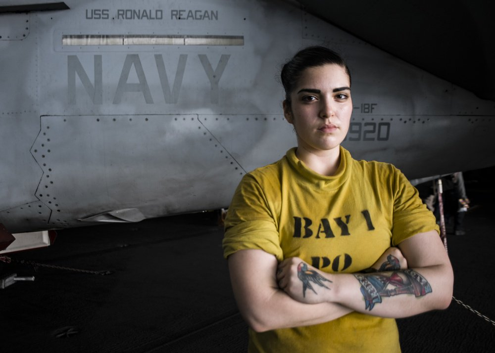 Check out our guide to the many tattoos that pay homage to the @USNavy trib.al/gMQv48N. #Promo