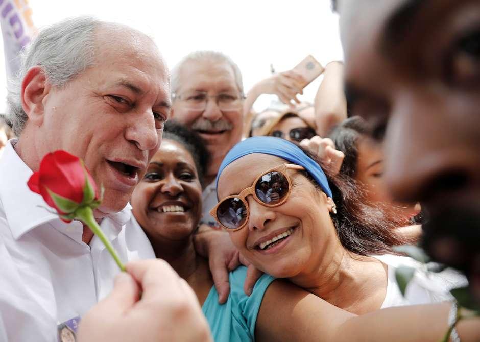 Ciro relaciona porte de fuzil com autoestima dos jovens: 'Fuzil pode ser o pau grande que ele não tem' https://t.co/5wA95oudpD #TerraNotícias