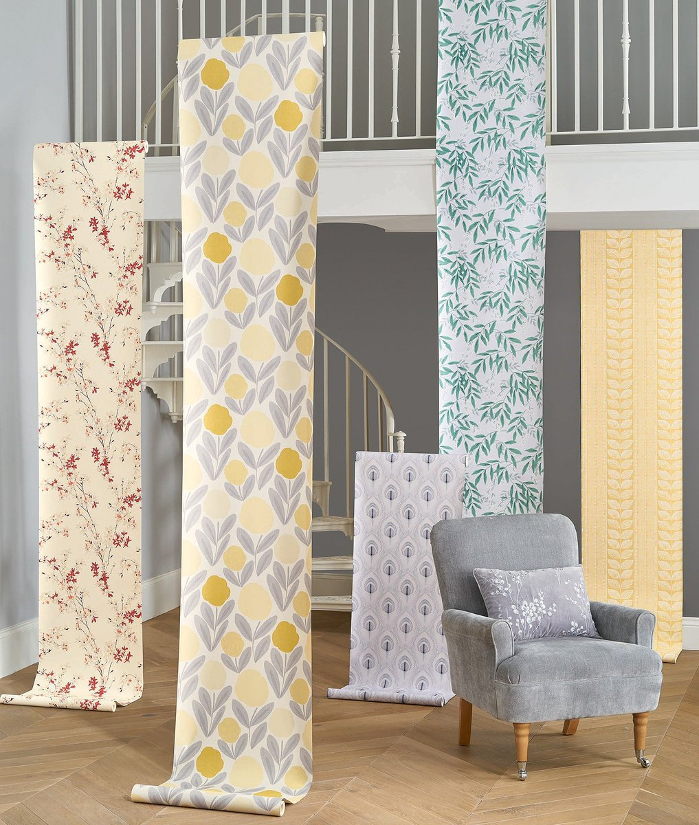Laura Ashley On Twitter Choose One Of Our Elegant Wallpaper