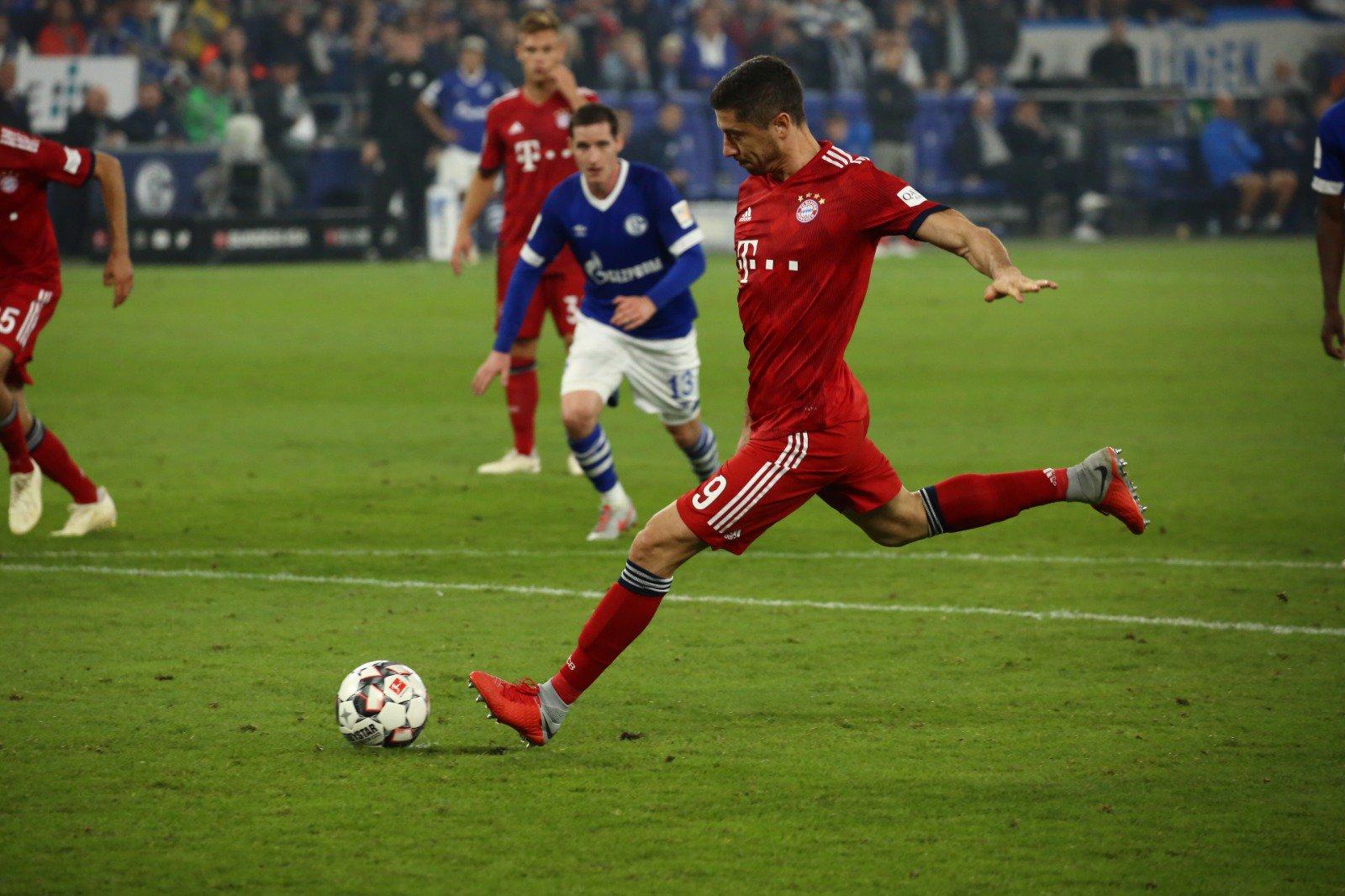 Schalke Vs Bayern Munich Highlights U0026 Goals Bundesliga