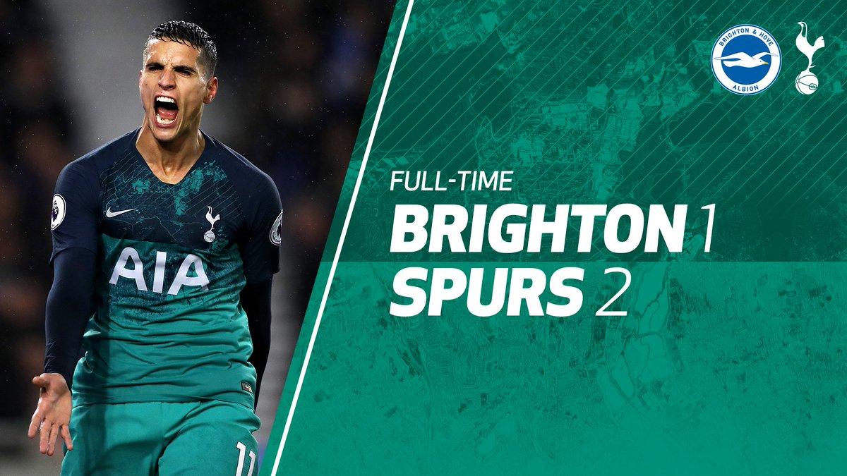 Brighton-Tottenham