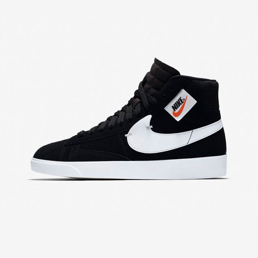 los angeles 1b5b3 625c9 you can now cop a pair of the nike blazer mid rebel right here
