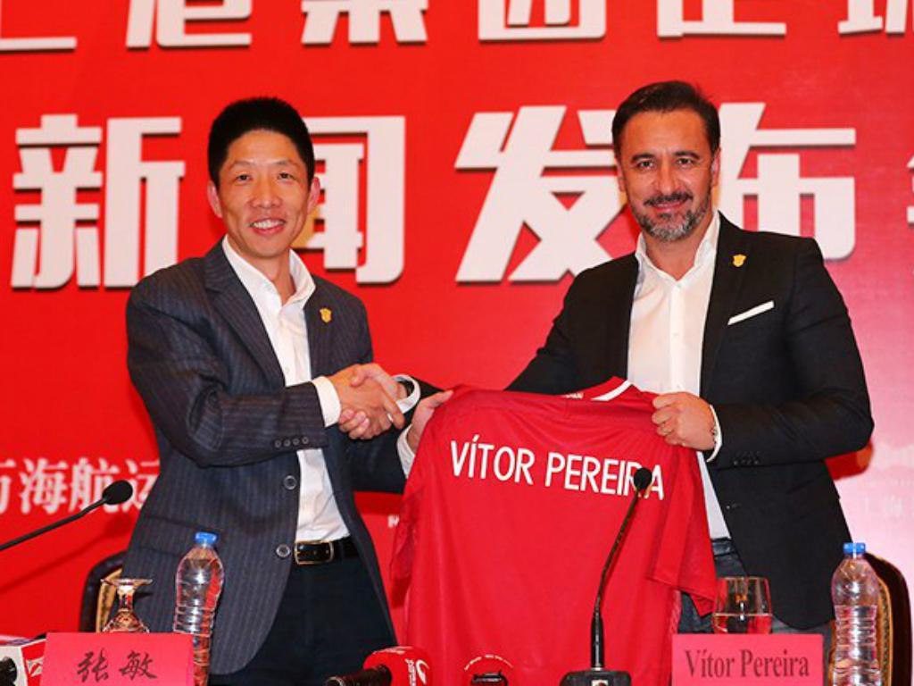 China: Vítor Pereira vence e mantém distância como líder https://t.co/xEUZgZn5RR