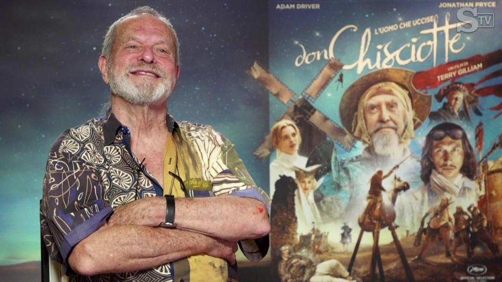 """Terry Gilliam: """"Adesso che ho finito il mio Don Chisciotte mi sento contento, ma anche vuoto"""" https://t.co/YGMFEMpULn"""
