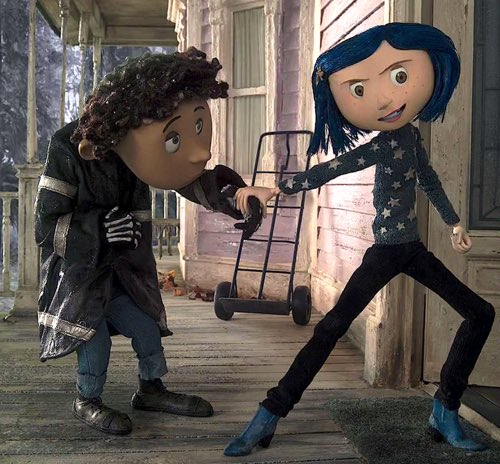 𝔪𝔞𝔯𝔞𝔫𝔡𝔞 On Twitter Coraline S Star Sweater Outfit Really Makes Her Look Like A Young Urban Creative Living In Nashville Tbh