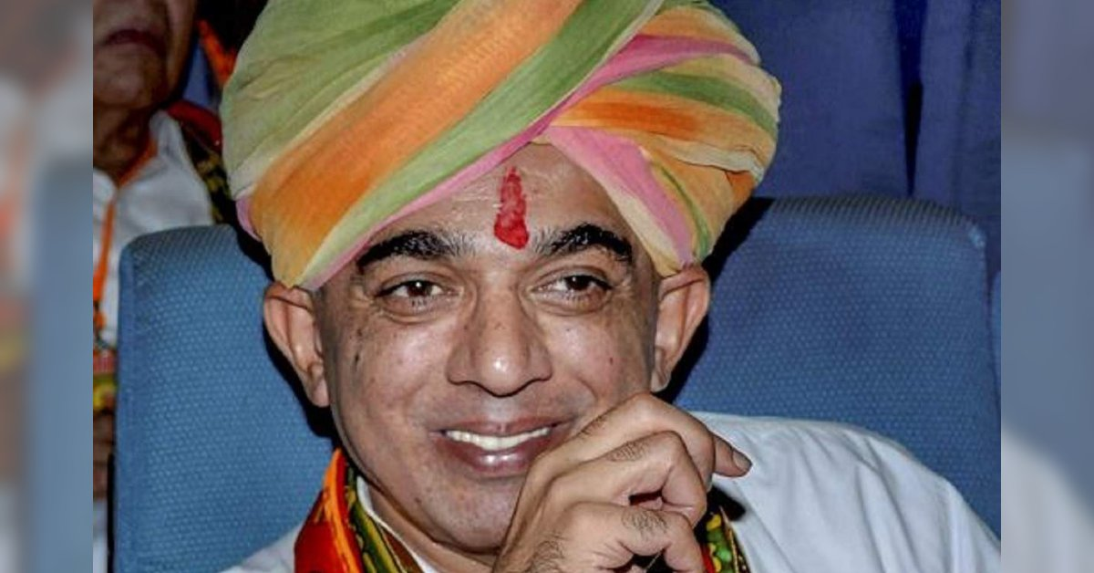 Former Union minister Jaswant Singh's son and MLA Manvendra Singh quits BJP https://t.co/k27Q2sFvLI https://t.co/ychw3Xm8C9