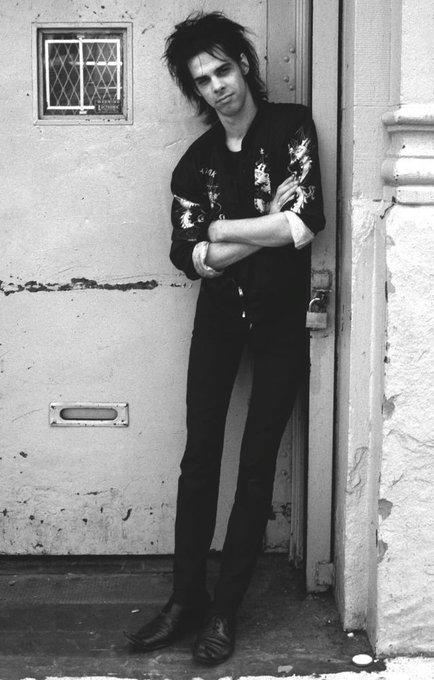 Happy 61st birthday Nick Cave